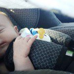 Baby car seat safety tips for your summer holiday