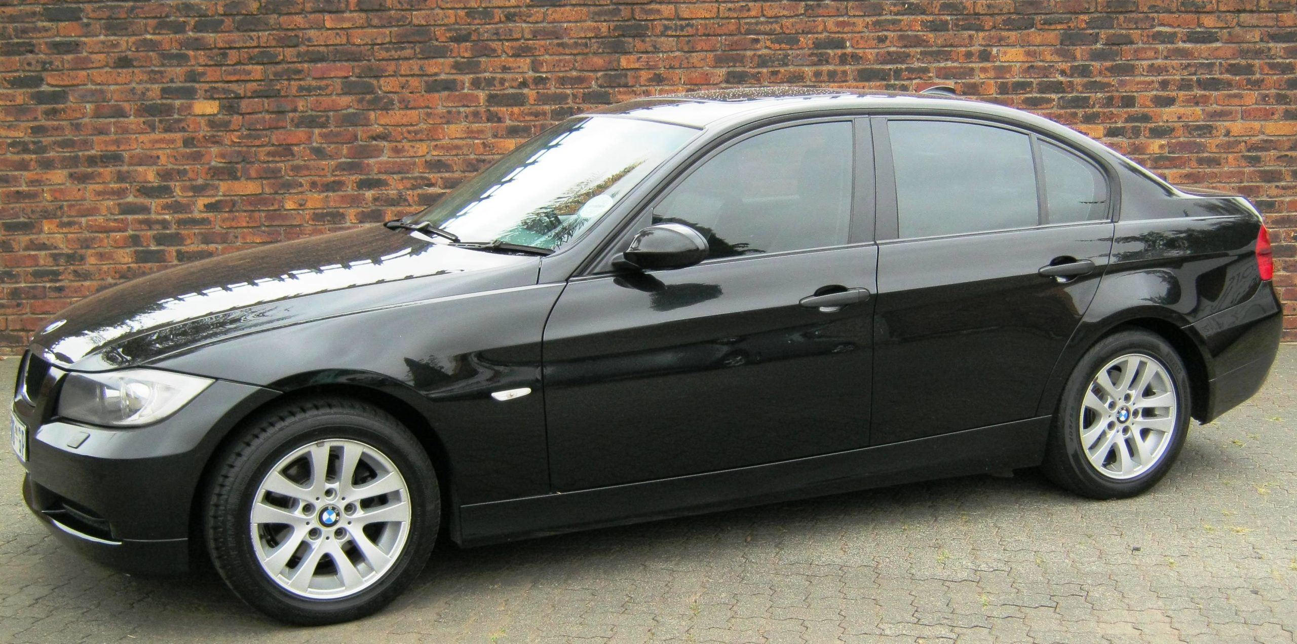 3 Series BMW 2006 Black