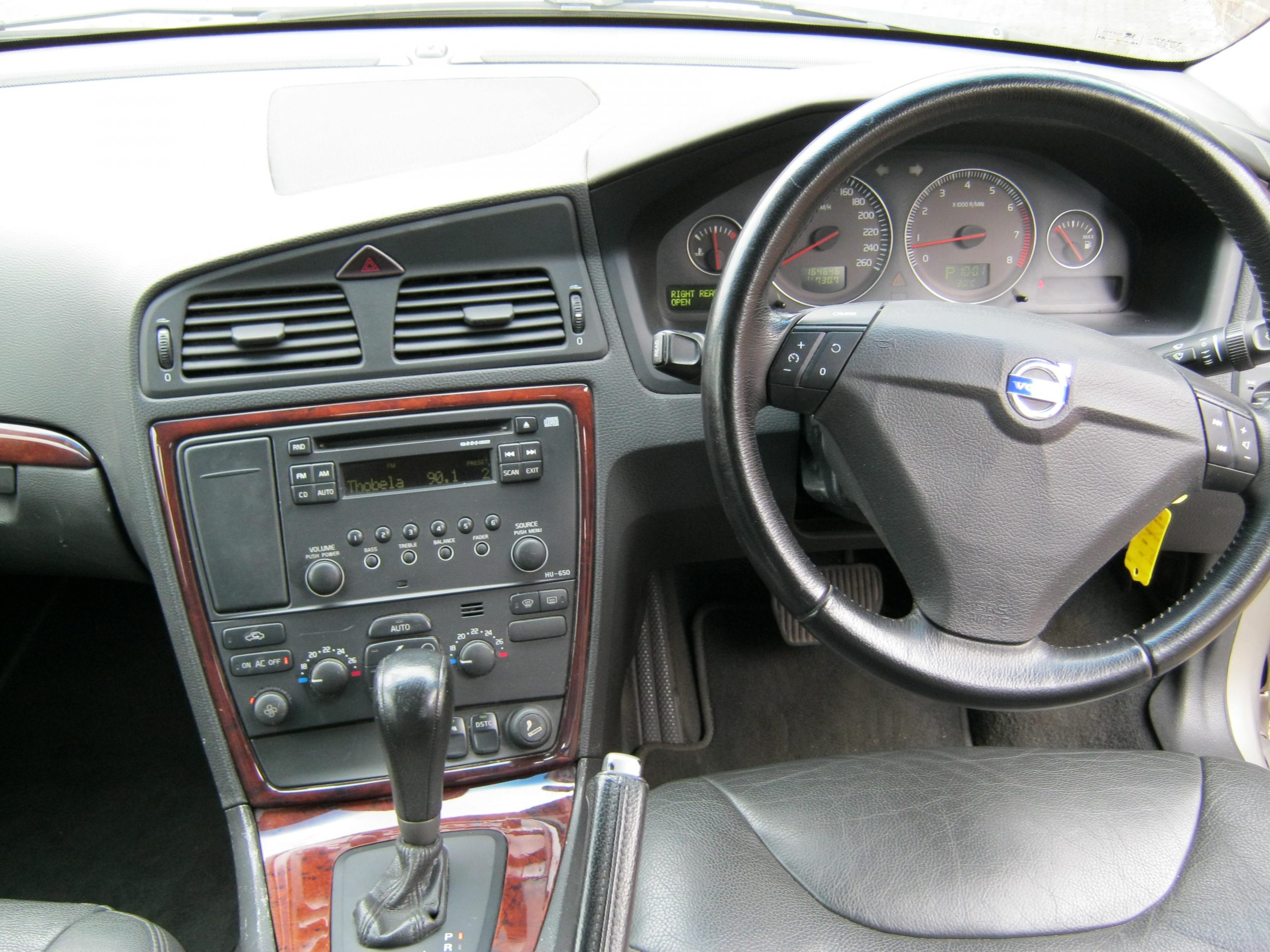 Volvo 2.5 A/T S60