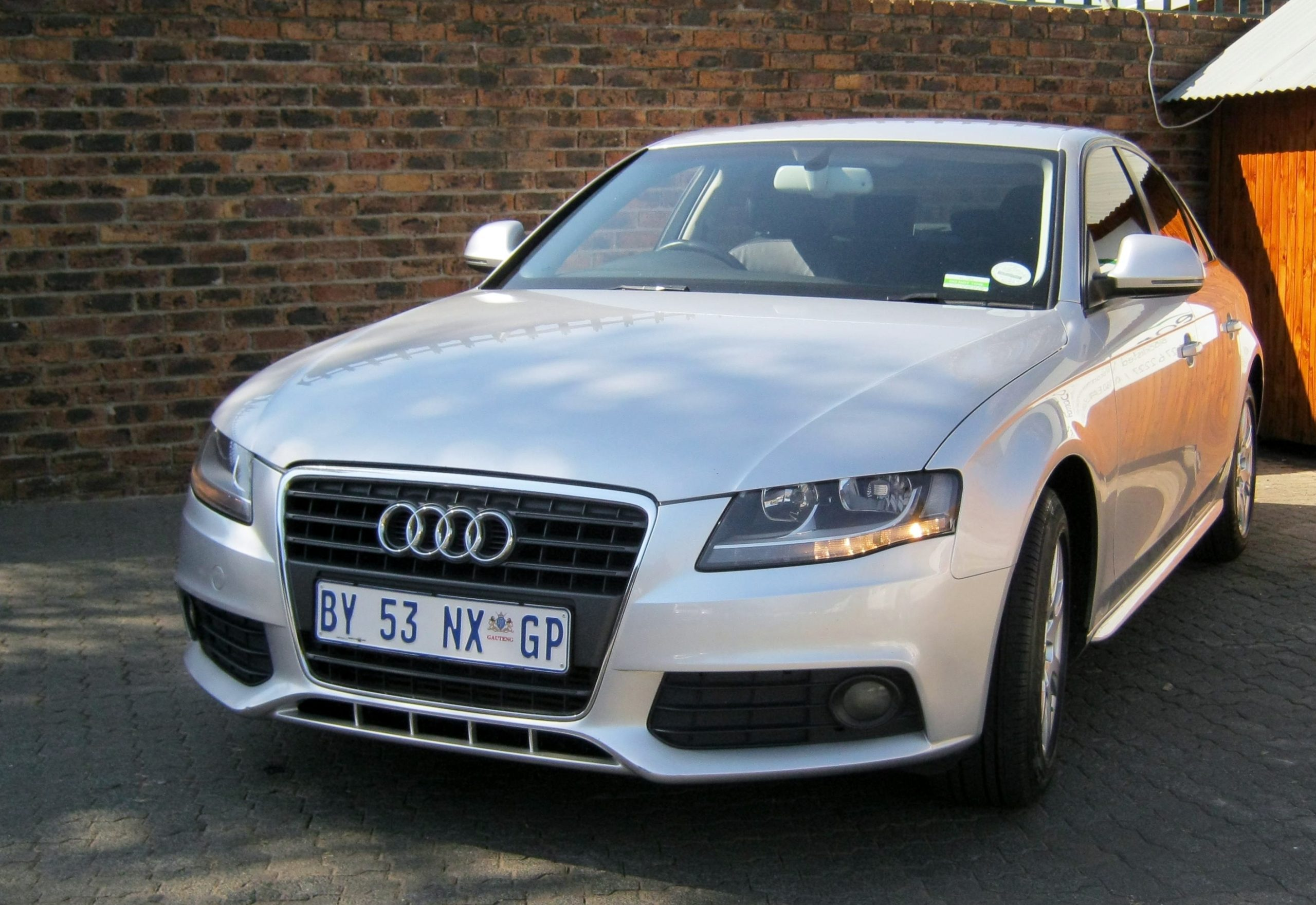 Audi A4 1.8T Ambition Silver