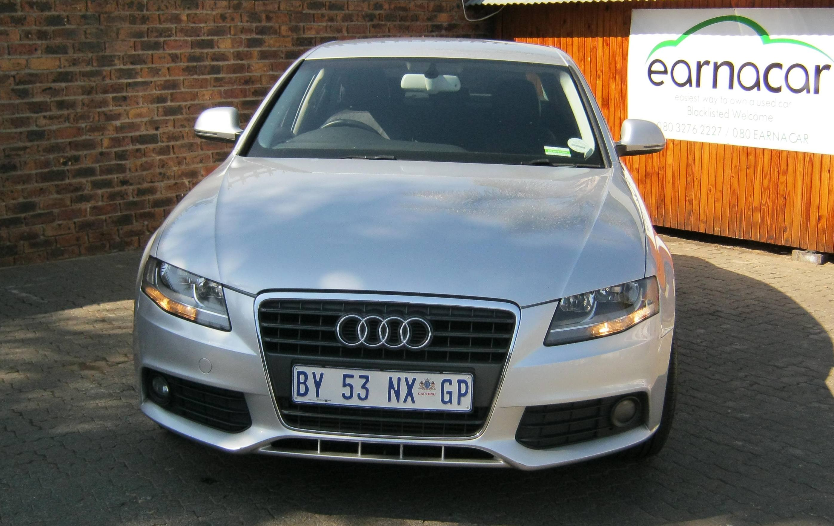 Audi A4 1.8T Ambition Silver 2010