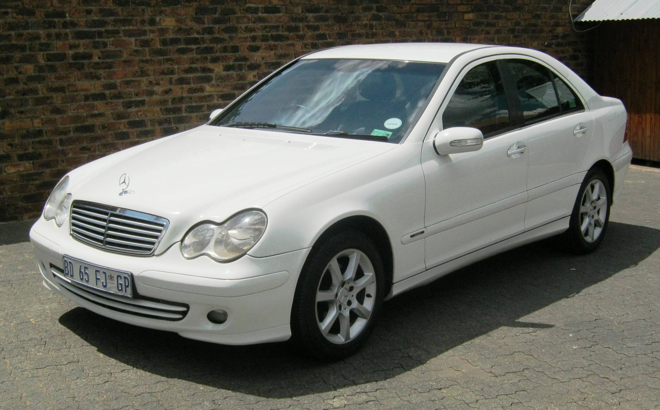 Mercedes Benz C180K Earn A Car