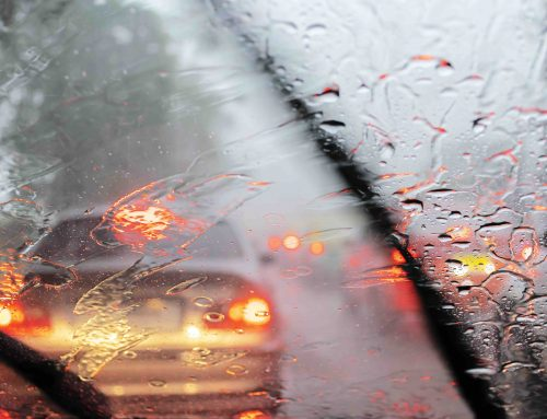 Tips for Driving Safely in Wet, Stormy Weather