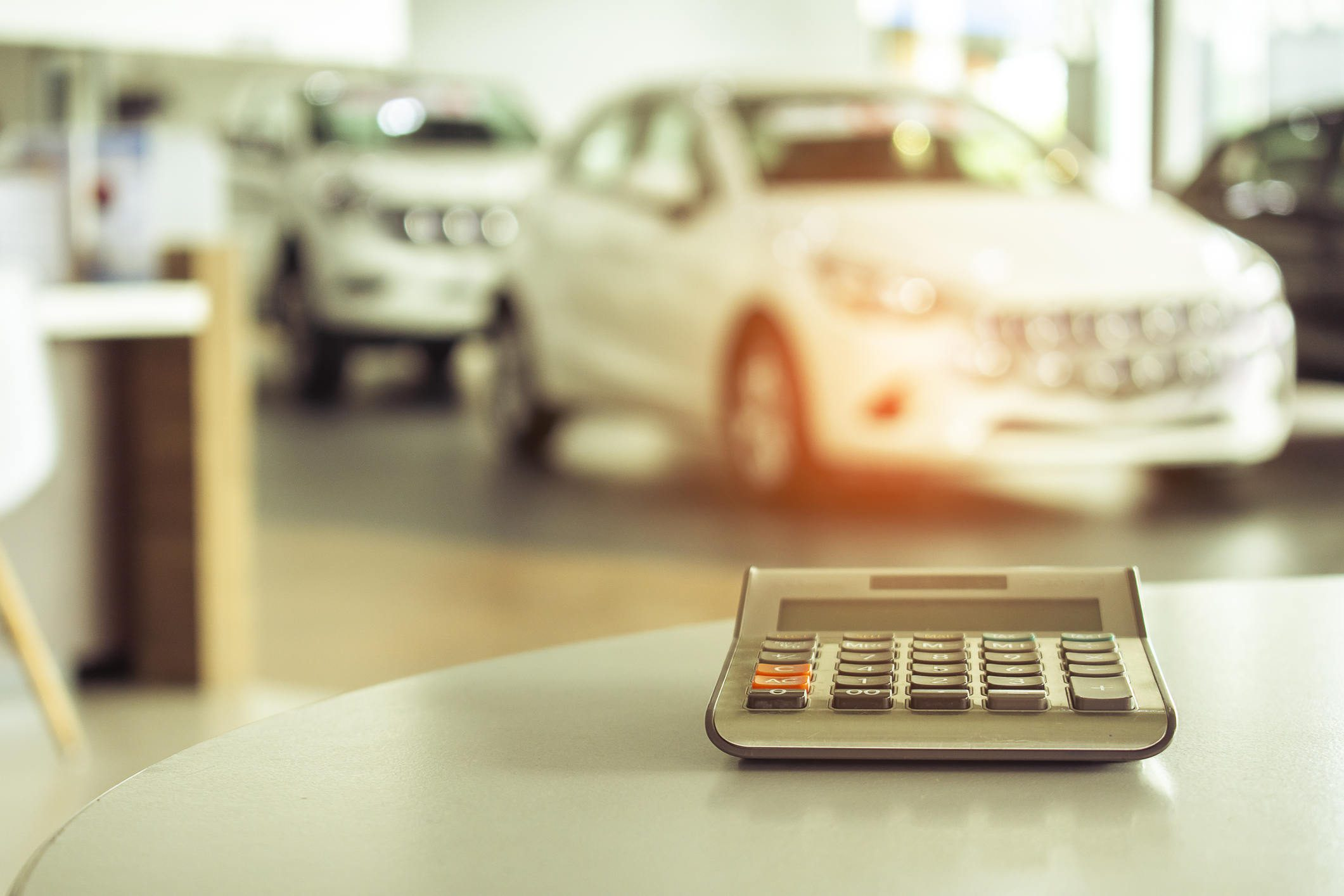 Vehicle financing concept