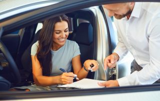 Who qualifies for a rent-to-own vehicle