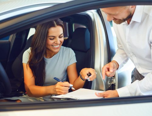 Who qualifies for a rent-to-own vehicle?